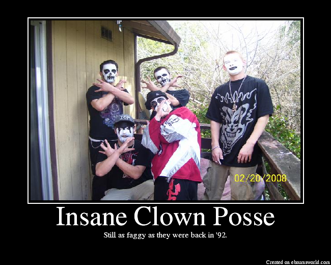 Fuck the world by insane clown posse