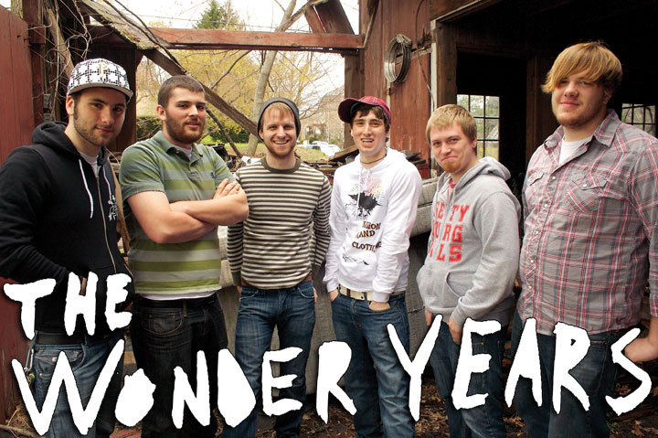 the wonder years album review On their sixth album, the springsteen of philly pop-punk and his bandmates look to the world outside their hometown, with fewer big choruses than ever.