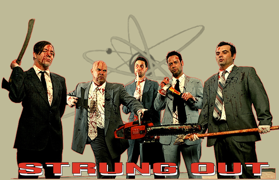 For almost 20 years, Strung Out has been giving us high energy shows and