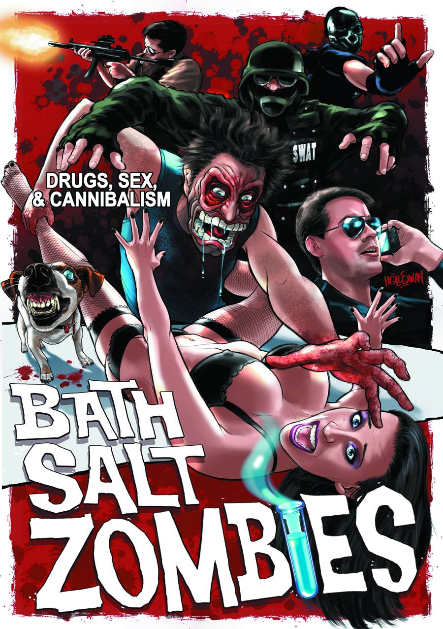 Blow Bath Salt Bath Salt Zombies Dvd Review